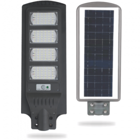 Yüksek Güçlü Park Bahçe Solar Aydınlatma Dış Mekan 120 Watt Güneş Enerjili LED Lamba