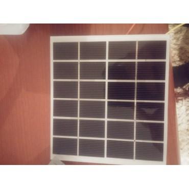6V 2,5 Watt Hazır Güneş Paneli
