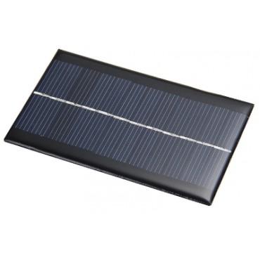 6V 1 Watt Hazır Epoksi Güneş Paneli