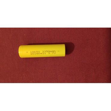 18650 Pil Batarya Yüksek Güçlü 3350 mah