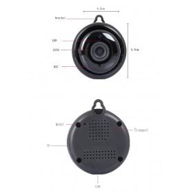 Wifi Mini İp Canlı İzlemeli Kamera Güvenlik, Bakıcı, Bebek Kamerası