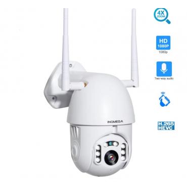 Dış Mekan Kamera Hareket Takipli Bildirimli Outdoor Wifi İp Güvenlik Kamerası