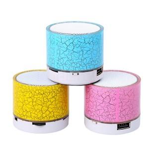 Radyolu Mp3 Mp4 Player Bluetooth Speaker Hoparlör
