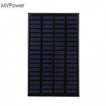 18V 3 Watt Hazır Epoksi Güneş Paneli
