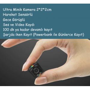 Toptan ve Ucuz Mini Kamera Bakıcı Araç Aksiyon HD Kamera Hareket Sensörlü
